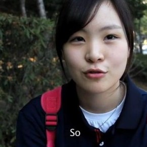 Kelley Katzenmeyer's portrait of Korean highschools