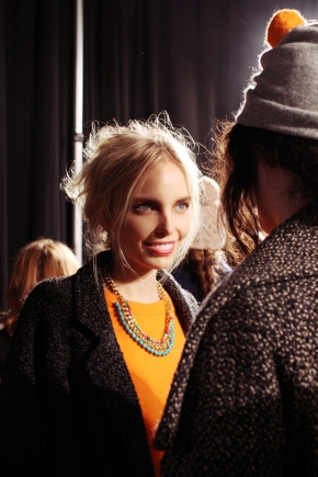 LMFF: Backstage at Runway 3 (Presented by Frankie)
