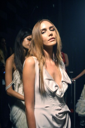 LMFF: Backstage at Toni Maticevski (closing parade)
