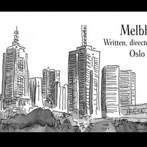 Melbourne to Manhattan via Oslo in fourminutes